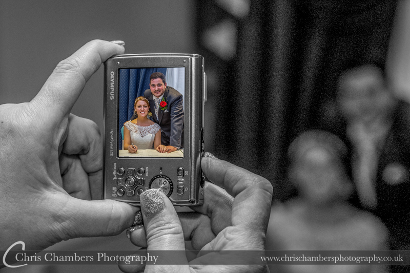 Wedding Photographs at Waterton Park