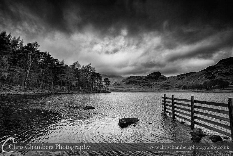 Blea Tarn lake District Cumbria