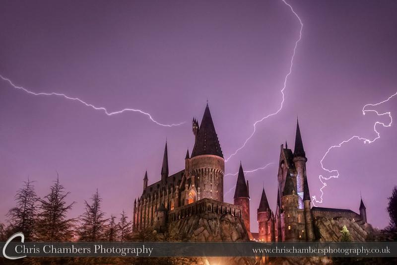 lightning-strike-hogwarts-universal-studios