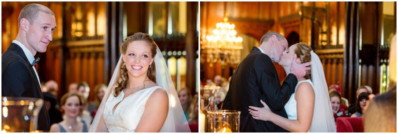 Wedding Photography of Allerton Castle
