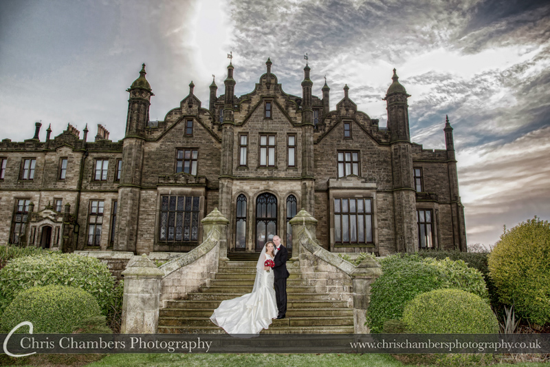 Allerton Castle Wedding Photos