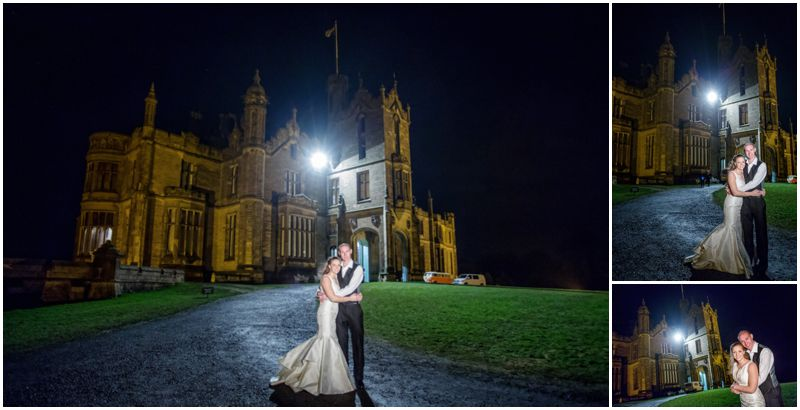 Allerton Castles Wedding Photographs