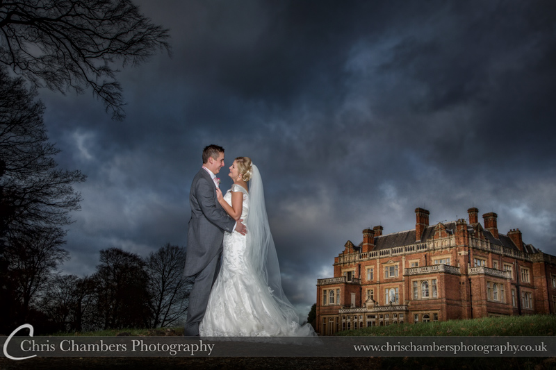 Rossington Hall Wedding photographs | Award winning Yorkshire wedding photography | Rossington Hall wedding photographer