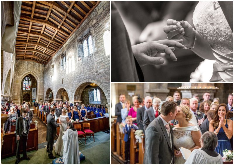 Rossington Halls Wedding Photographs