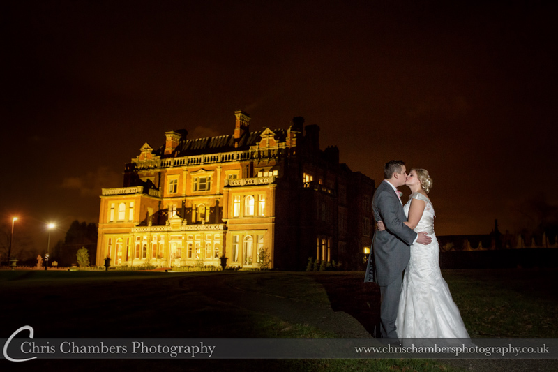 Wedding Photographs of Rossington Hall