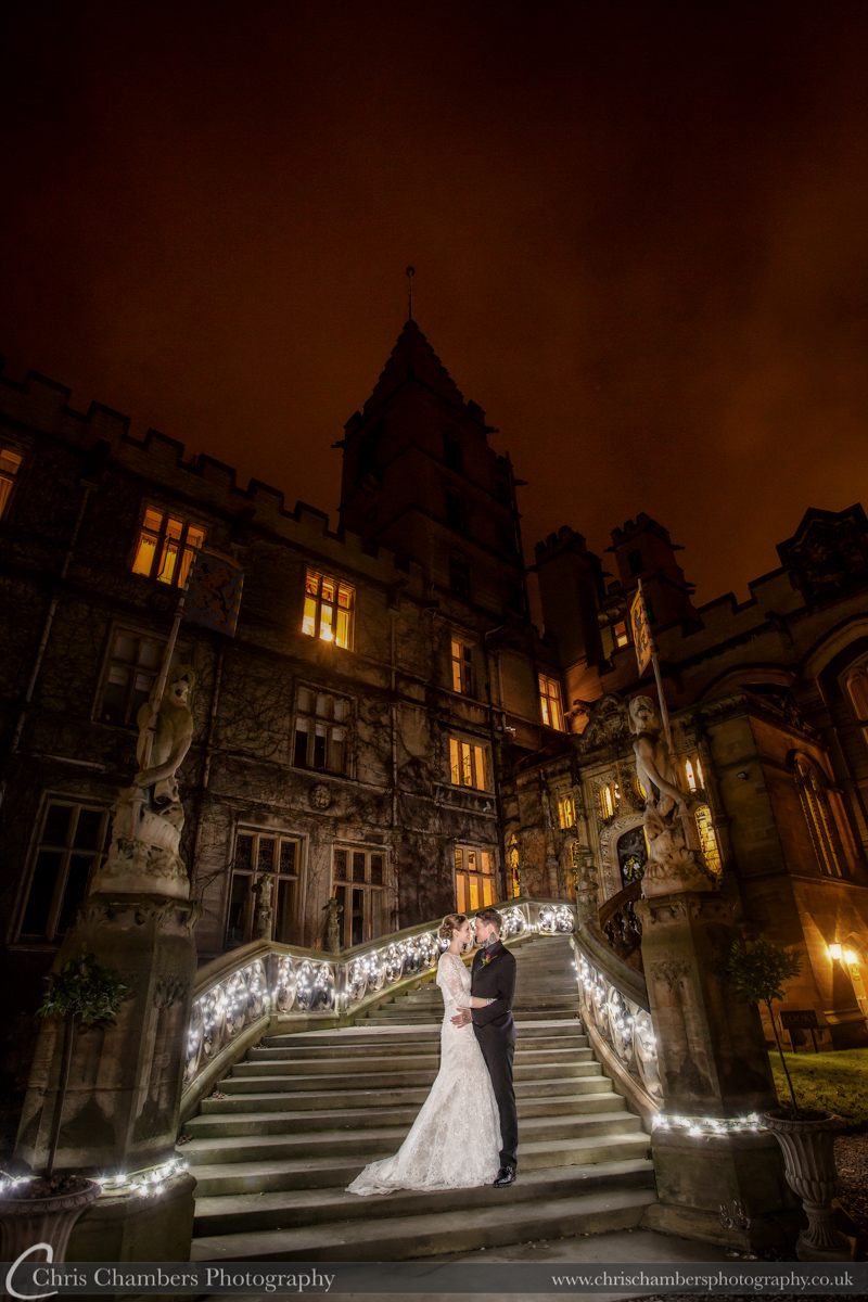 Carlton Towers wedding photography and venue