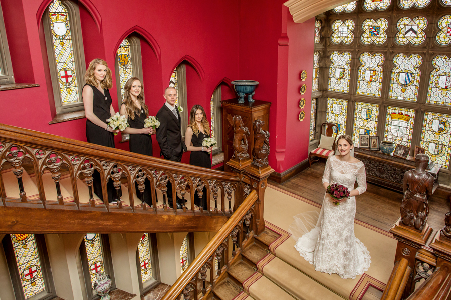 Carlton Towers Wedding photography | Carlton Towers Wedding photographs in Yorkshire