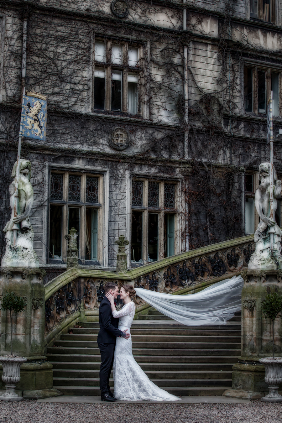 Carlton Towers Wedding photographs | Award winning Yorkshire wedding photography | Carlton Towers wedding photographer