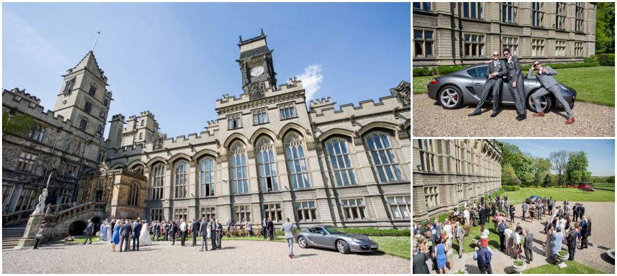 Carlton Towers wedding photographer | Yorkshire wedding photography at Carlton Towers