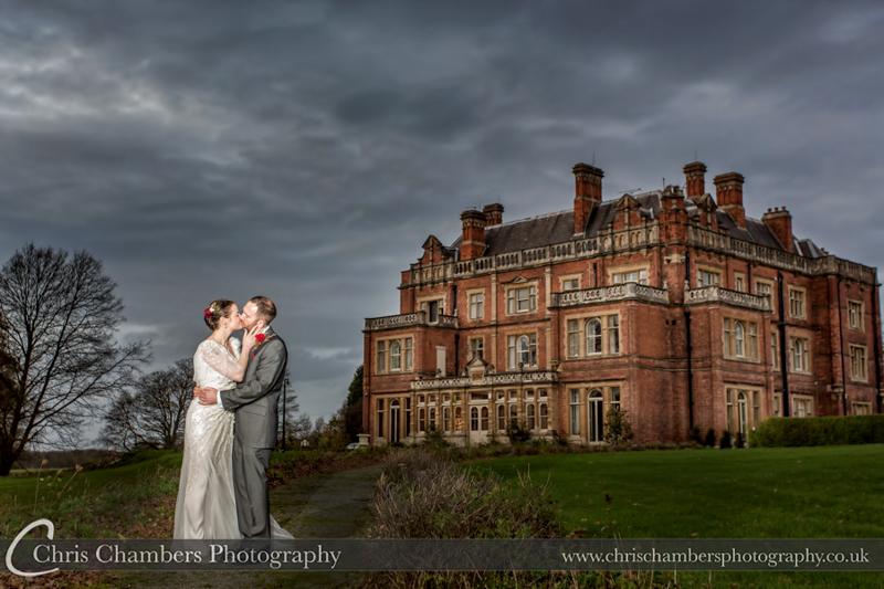 Rossington Hall wedding photographer | wedding photography at Rossington Hall
