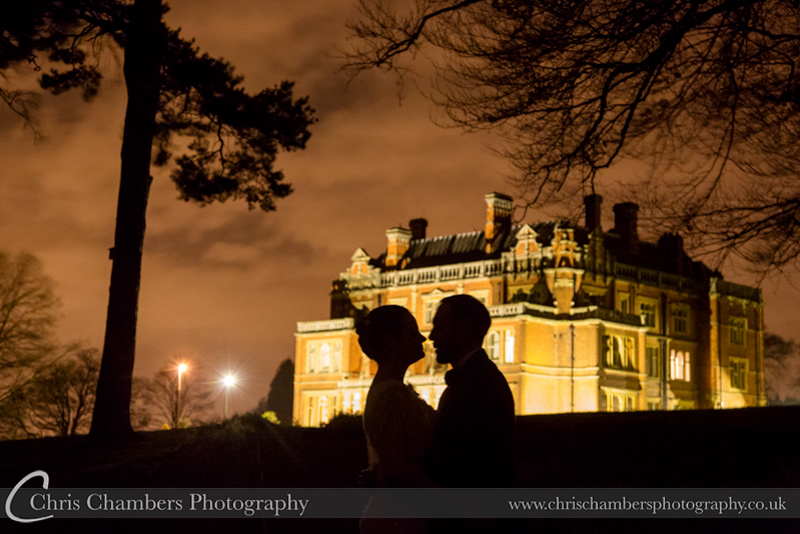 Rossington Hall wedding photographer | wedding photography at Rossington Hall