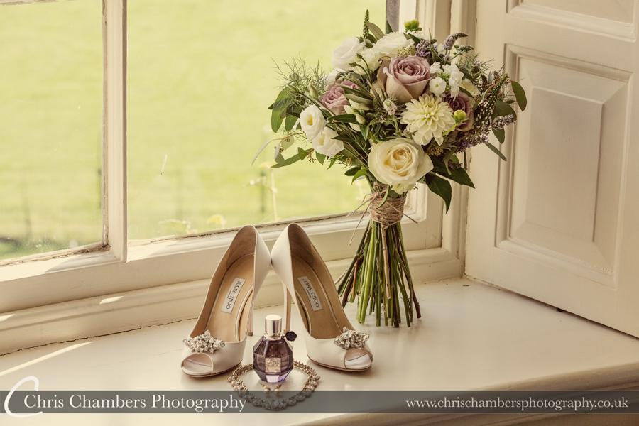 Wedding photographer at Swinton Park