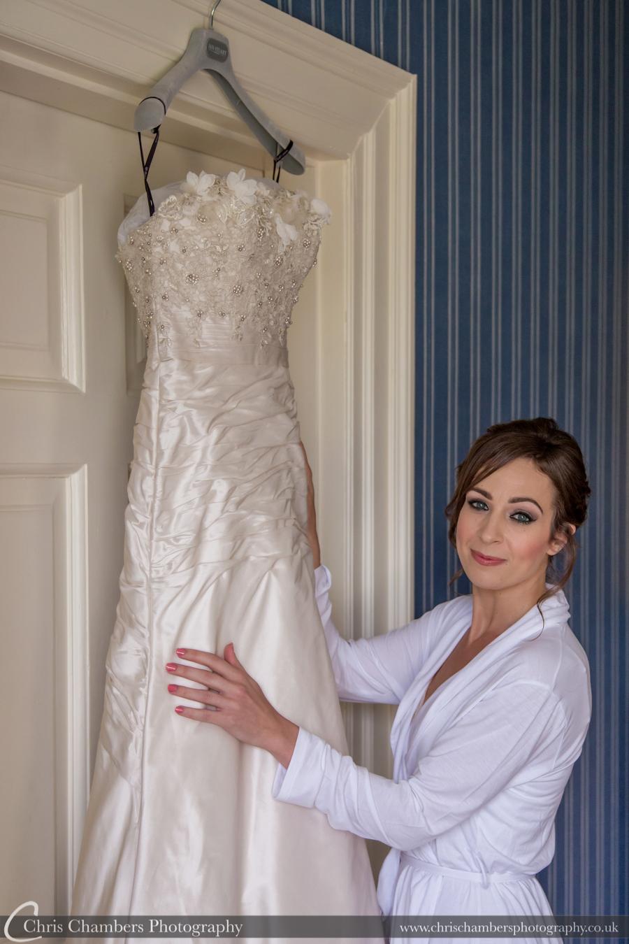Award winning wedding photography at Swinton Park