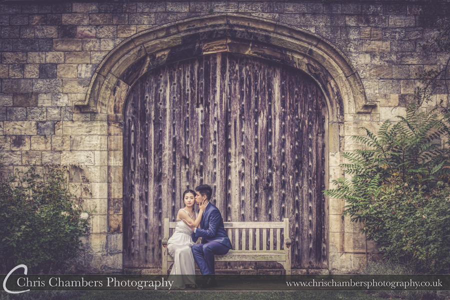 Award winning wedding photographer in York