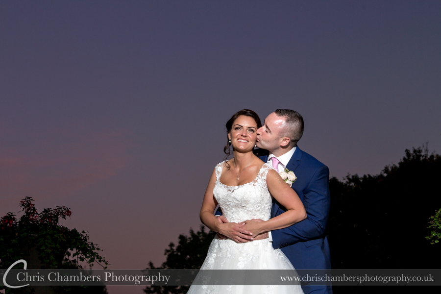 Wedding photography at The Woodlands in Leeds