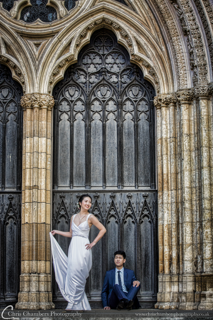 Pre wedding shoot York. York Wedding Photography