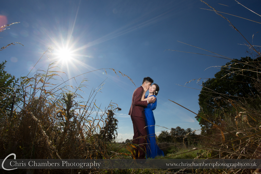 Pre-wedding photography in York