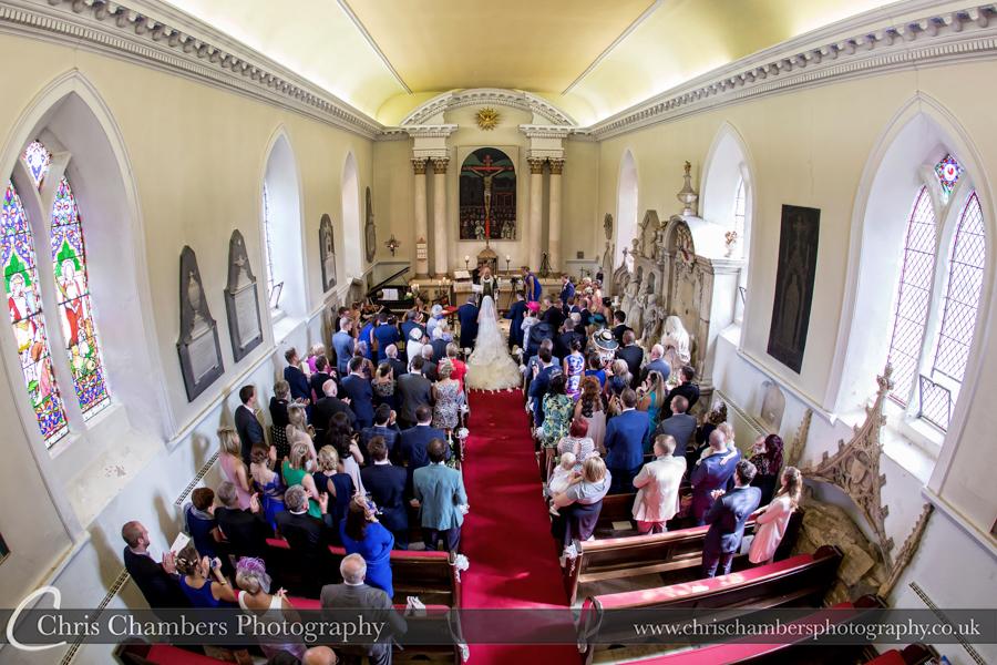 wedding photographer Hazlewood Castle - Award winning wedding photographer