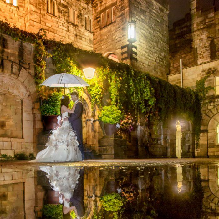Hazlewood Castle Wedding Photography | Garry and Hayley's Hazlewood Castle Wedding Photographs | North Yorkshire Wedding Photographer