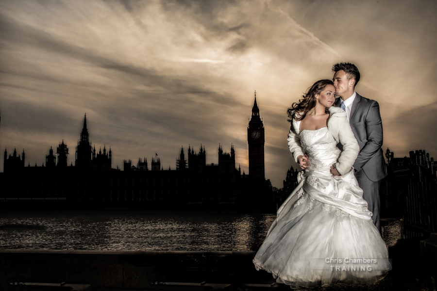 London Wedding Photographer training course