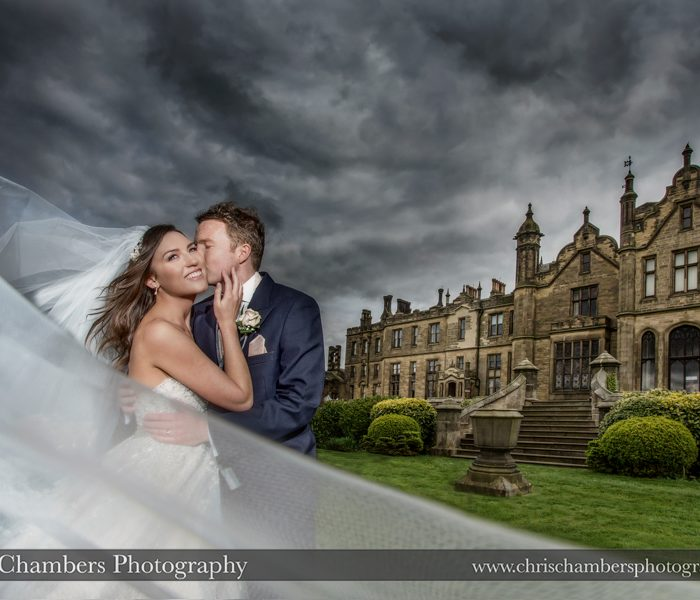 Allerton Castle Wedding Photographs - Andy and Sarah's Allerton Castle Wedding photography | North Yorkshire Wedding Photographer