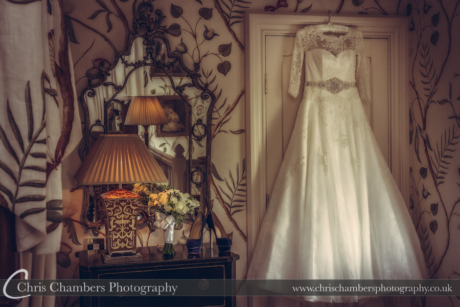 Carlton Towers wedding photograph