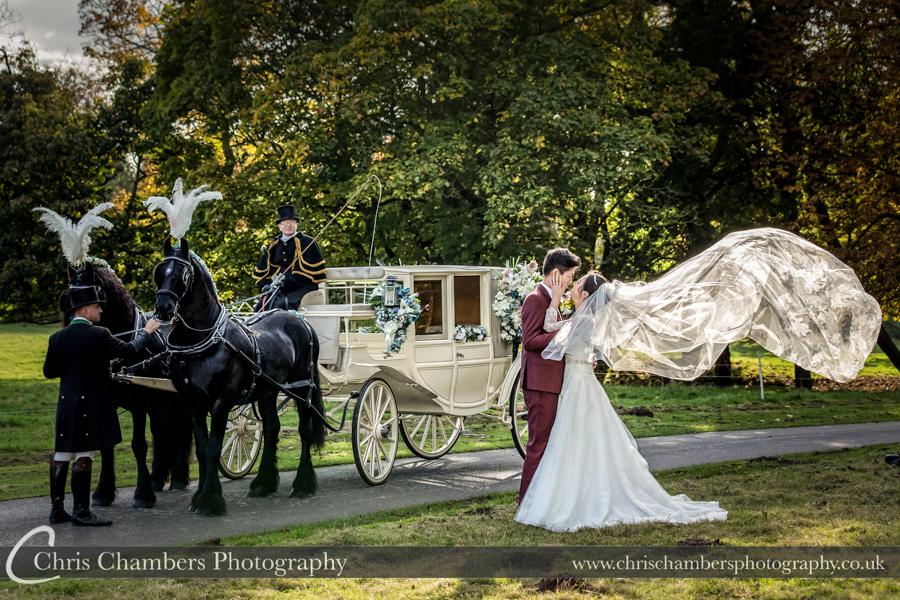 Chinese wedding photographs taken at Carlton Towers