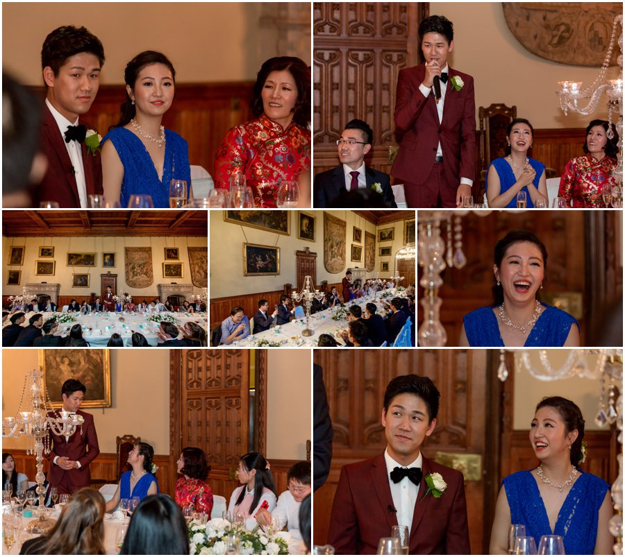 Carlton Towers wedding photograph