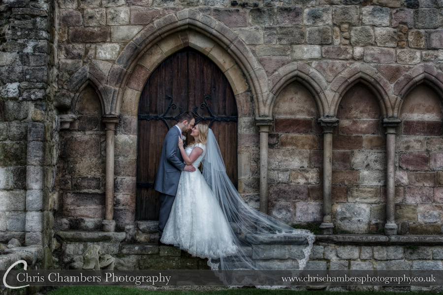 Devonshire arms wedding photographer Yorkshire. Bolton abbey wedding photography
