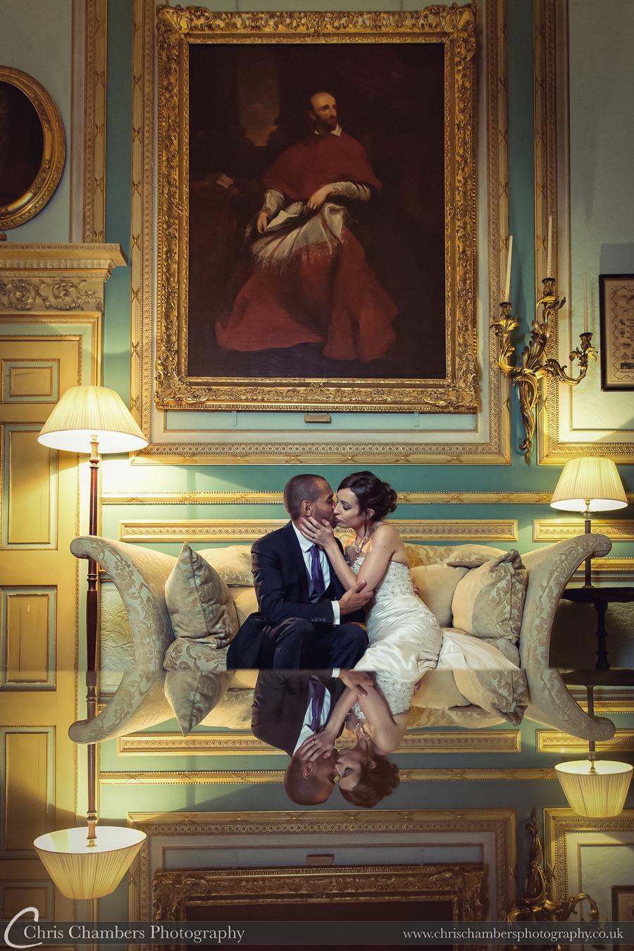 Swinton park wedding photographer, north Yorkshire weddings at Swinton park. Award winning wedding photography from Chris Chambers, Swinton Park Wedding Photographer