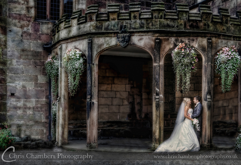 Ripley Castle wedding photographer | Ripley Castle wedding photography | North Yorkshire wedding photography at Ripley Castle