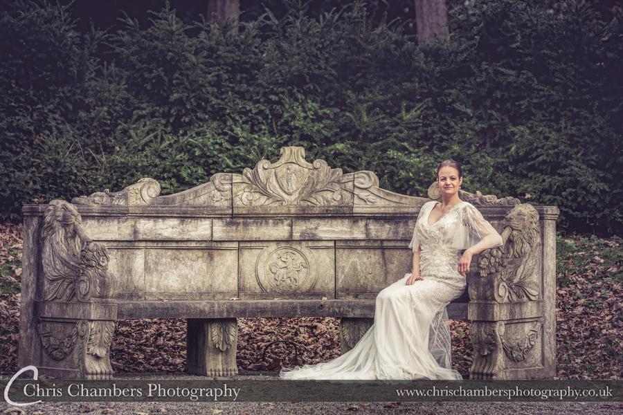 Rossington Hall wedding photographs : wedding photography at Rossington Hall : Doncaster