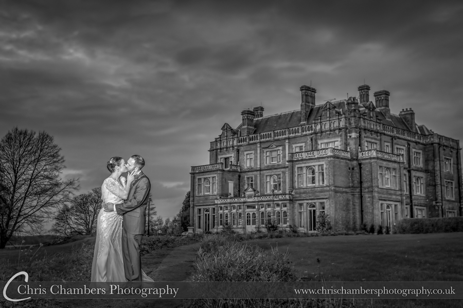 wedding photography Rossington Hall : Wedding photos at Rossington Hall from award winning wedding photographer chris chambers