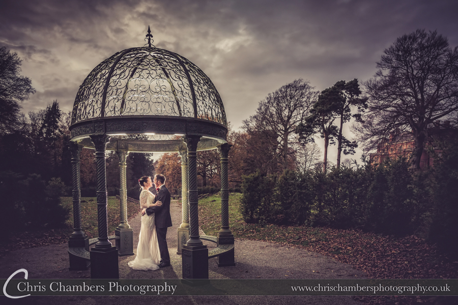 Rossing Hall wedding photography: Doncaster Wedding Photographer : Wedding photos taken at Rossington Hall
