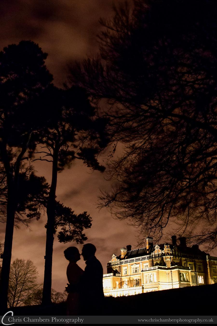 Rossington Hall weddingphotography : Wedding photographer at Rossington Hall : Doncaster. Chris Chambers Award winning wedding photographer Yorkshire