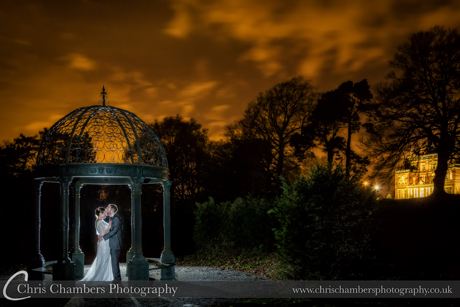 Rossington Hall wedding photography: Wedding photos at Rossington Hall Chris Chambers Award winning wedding photographer Yorkshire