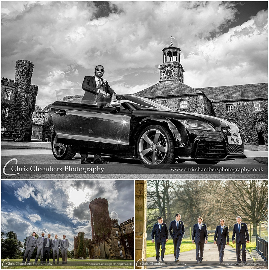 Swinton Park Wedding photography | Swinton Park Wedding photographs | Swinton Park Wedding photographs | Award winning Yorkshire wedding photography | Swinton Park wedding photographer