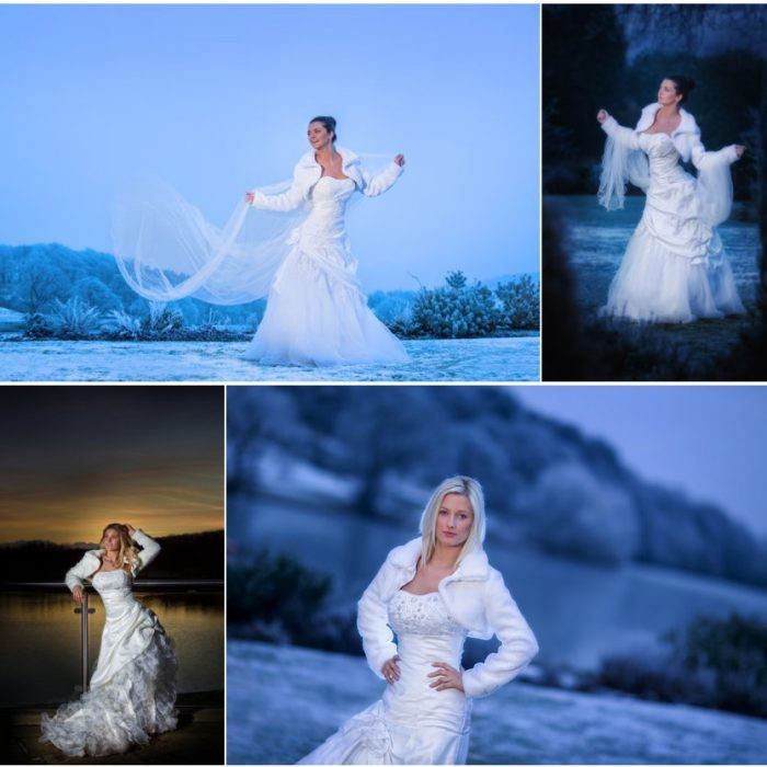 Surviving and Lighting Winter weddings | Wedding photography training course | Chris Chambers Training