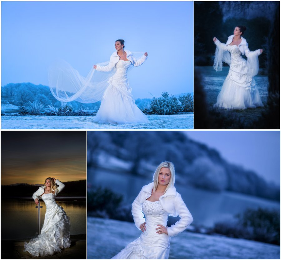 Winter wedding photography training course