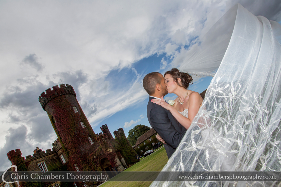 Swinton Park Wedding Photography | Award winning Swinton Park Wedding Photography | North Yorkshire