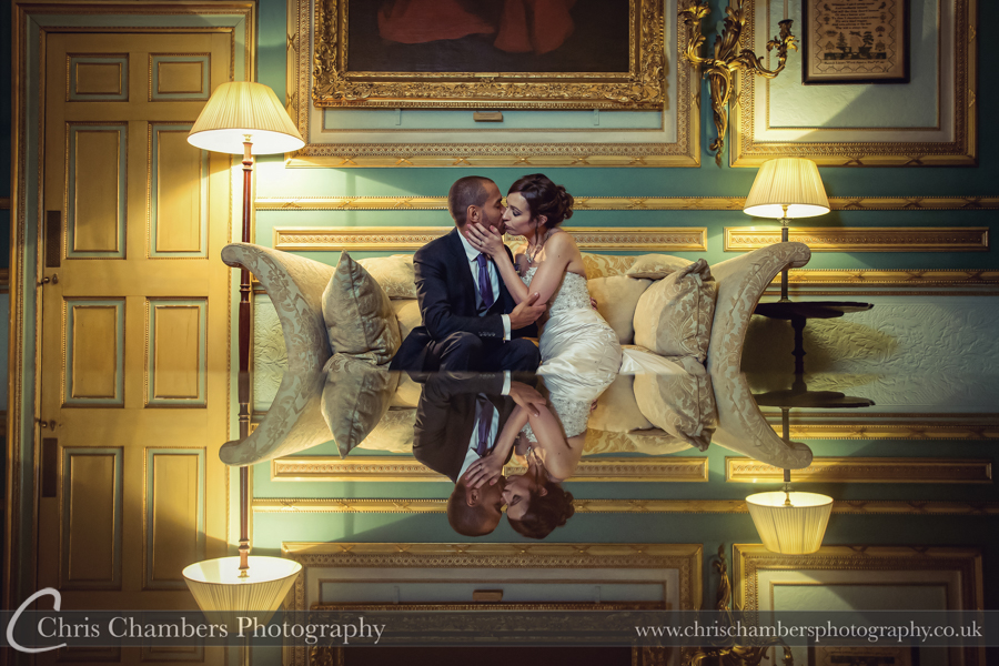 Swinton Park Wedding Photographer | Award winning Swinton Park Wedding Photography in Ripon