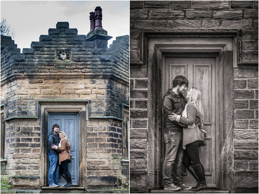 Pre-wedding photoshoot wakefield wedding photographer The Mansion leeds