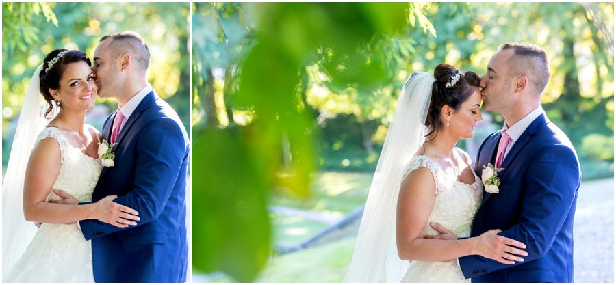 Woodland wedding photographer | Leeds wedding photography | Woodland wedding photos