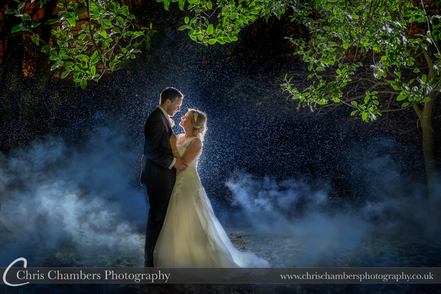 Woodland Wedding Photography, Chris Chambers Photography, Yorkshire Wedding Photographer