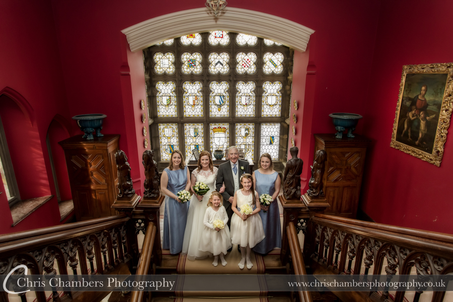 Carlton Towers Wedding Photography   Wedding Photography taken at Carlton Towers   Wedding photography with the bride and groom at Carlton Towers   Chris Chambers photography at Carlton Towers