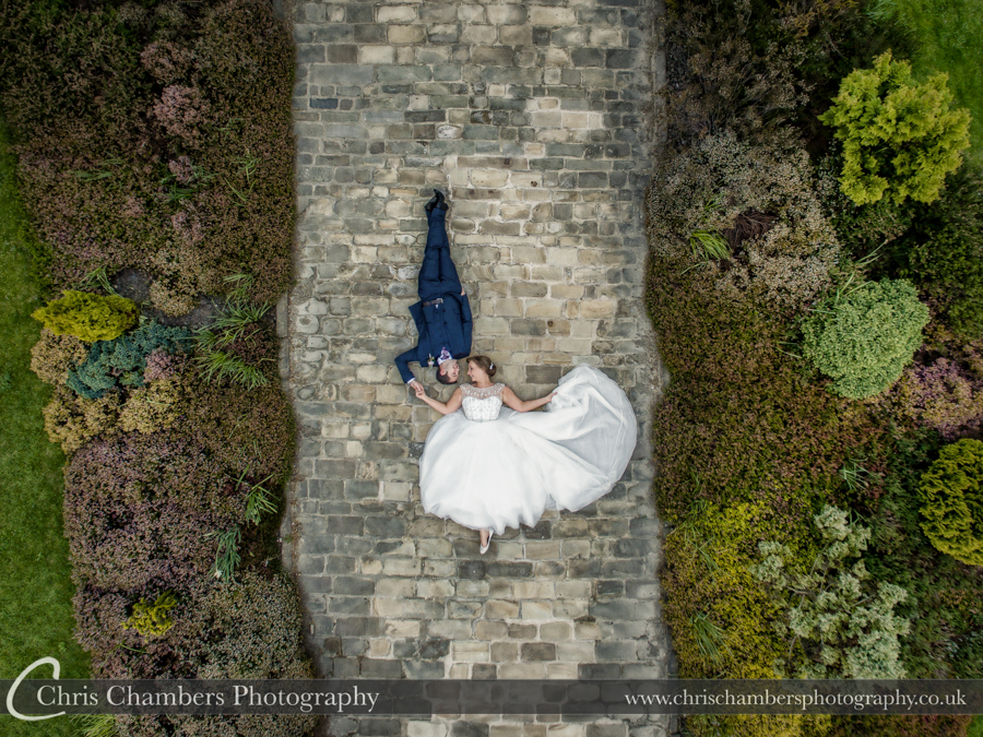 Waterton Park wedding photography in Wakefield | Walton Hall wedding photographer | Award winning west yorkshire wedding photography | Wakefield wedding photos | Chris Chambers Photography | Waterton Park wedding photographer