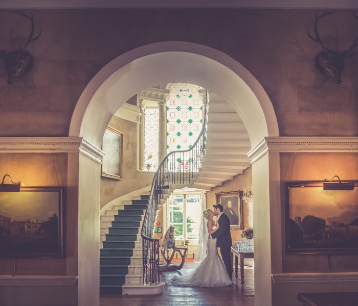Ripley Castle Wedding Photography | David and Katie's Wedding at Ripley Castle | Yorkshire Castle wedding photography