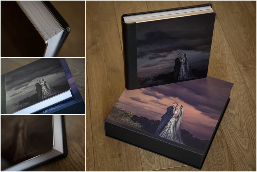 Oulton Hall Wedding album. Leeds wedding photographer Chris Chambers. Award winning Oulton Hall weddings