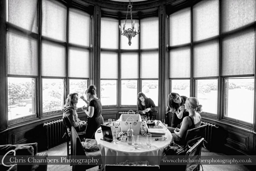Allerton Castle Wedding photography | North Yorkshire wedding photographer | Bridal wedding photography | Award winning wedding photographer | Yorkshire wedding photographs
