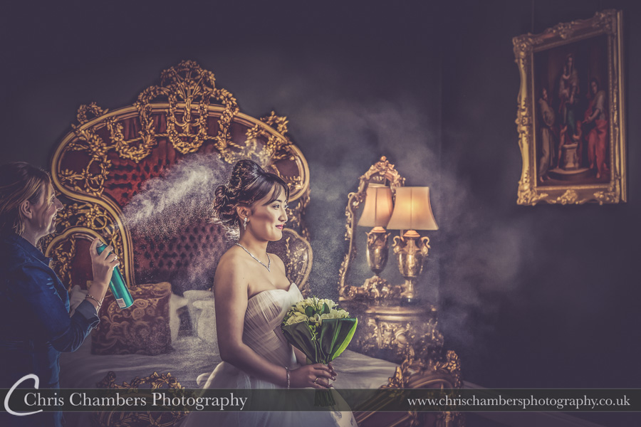 Bridal wedding photography | Award winning wedding photographer | Yorkshire wedding photographs
